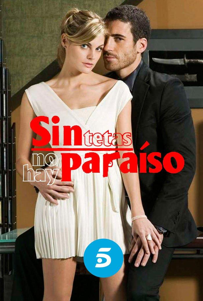 Miguel Ángel Silvestre y Amaia Salamanca en Sin tetas no hay paraíso