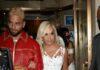 Maluma y Donatella Versace