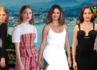 las mejor vestidas del Festival de cine de San Sebastián