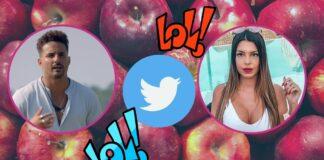 Twitter se llenó de memes de Andrea y Manuel, ambos en la foto