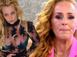Britney Spears y Rocío Carrasco