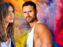 Sara Carbonero y Adrián Torres juntos