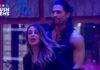 Cristina y Luca enamorados