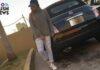 Gloria Camila se queda tirada en la carretera