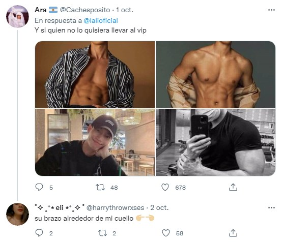 Lali Espósito suspira por un actor de El Juego del Calamar y sus fans también reclaman lo suyo