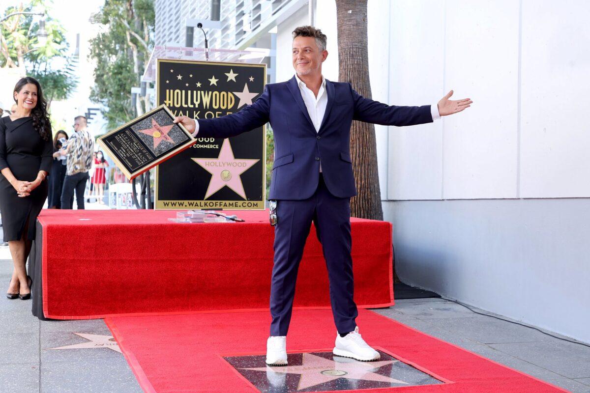 Alejandro Sanz ya tiene estrella