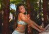 Paula Gonu en bikini