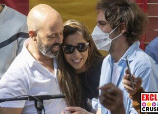 Jorge Ventosa y Mariam Hernández, juntos