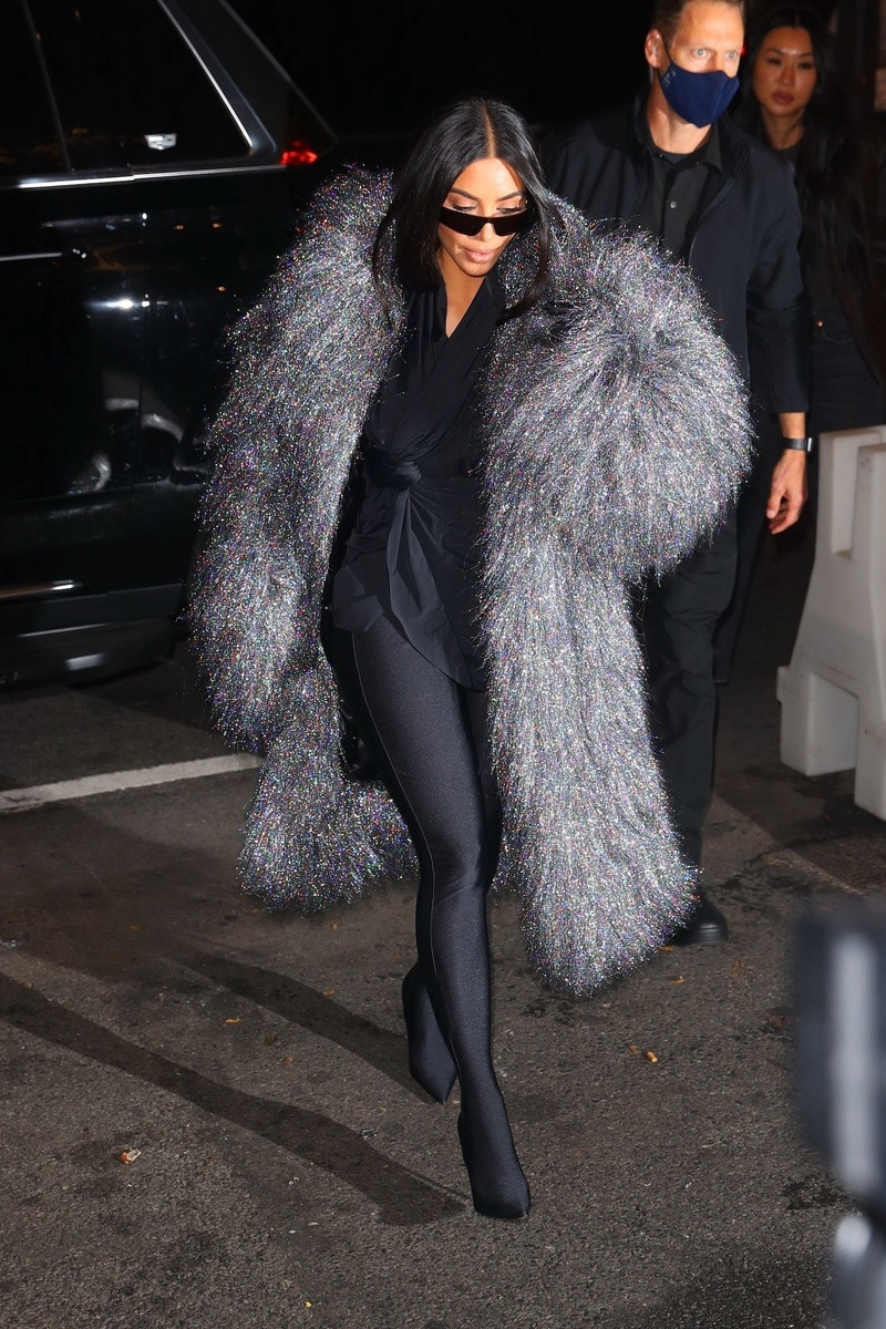 Este es el estilismo que Kim Kardashian roba a Damiano