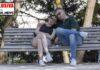 Hemos pillado a Elena Rivera y su novio de paseo por Madrid